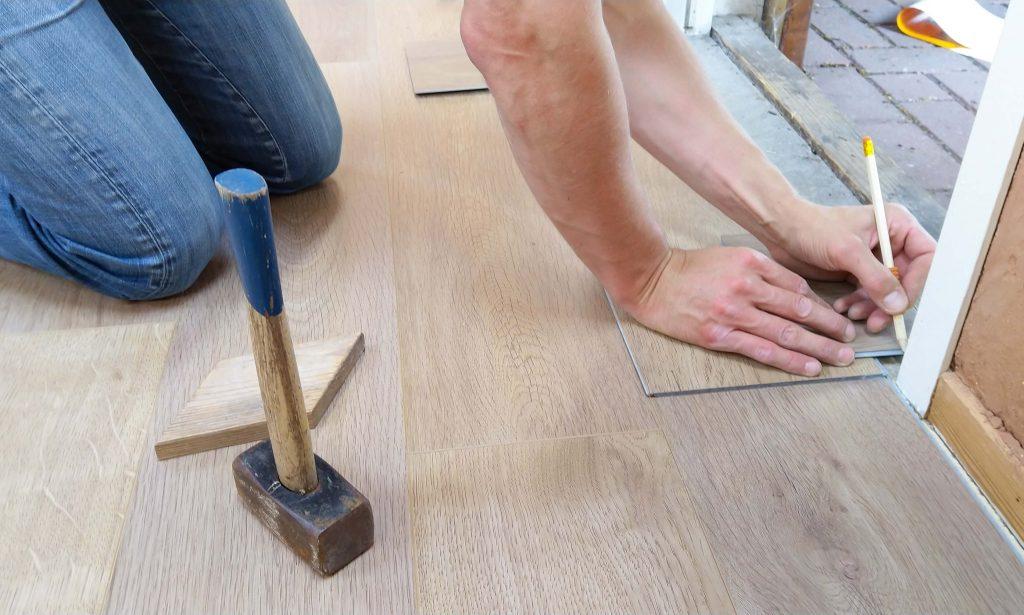 Commercial PVC Flooring
